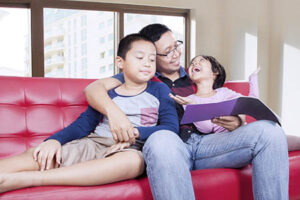 Tips for Talking with Multiple Children