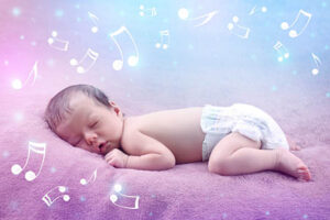 Sing to your baby: Create your own lullaby