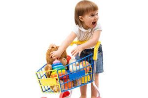 Shopping Cart Dangers