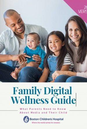 Family Digital Wellness Guide