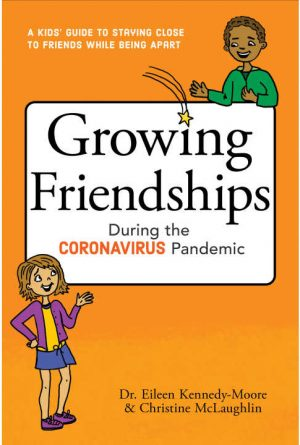 Growing Friendships During the Coronavirus Pandemic (cover)